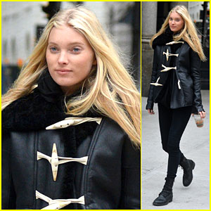 Elsa Hosk Wants Child Prostitutes to Stop Being Put in Jail