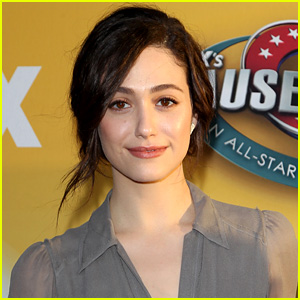Is Emmy Rossum Re