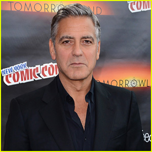 George Clooney Reveals He Tried & Failed to Rally Sup