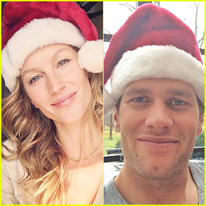 Gisele Bundchen & Tom Brady Want Each Other's Love For Christmas!