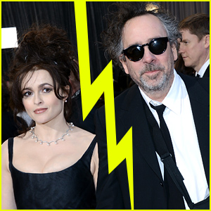 Helena Bonham Carter & Tim Burton Split After 13 Years Together