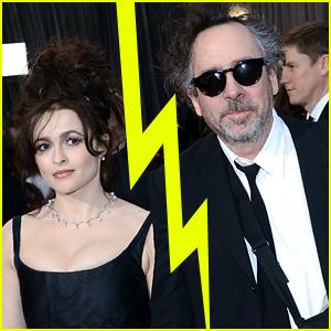 Helena Bonham Carter & Tim Burton Split After 13 Years Together