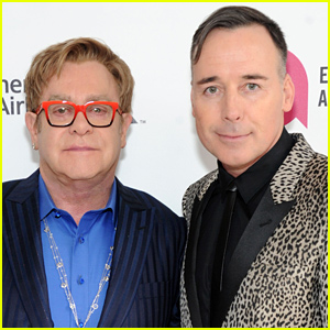 Huge News for Elton John & His Partner David Furnish!