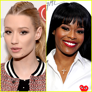 Iggy Azalea Slams Azealia Banks, Calls Her a 'Miserable, Angry Human Being'
