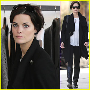 Jaimie Alexander Enjoys the Little Things in Life
