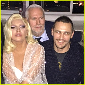 James Franco Gets His Mind Off 'The Interview' with Lady Gaga's Help!
