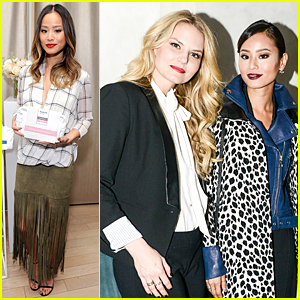 Jamie Chung & Jennifer Morrison Meeting Up is the Best Reunion Ever For 'Have 'Once Upon a Time' Fans!