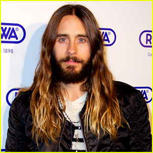 Jared Leto Teases Haircut Plans for 2015 With an Old P