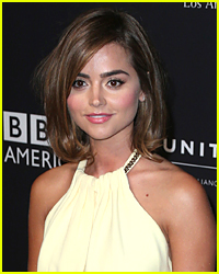Jenna Coleman Confirms 'Doctor Who' Return!