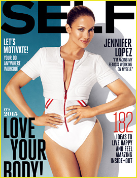 Jennifer Lopez to 'Self': 'All the Old Clichés About Women Need to Be Undone'