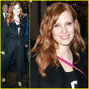 Jessica Chastain Doesn't Stand for Sexis