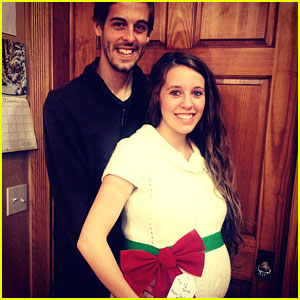 Jill Duggar Spends Christmas Wi