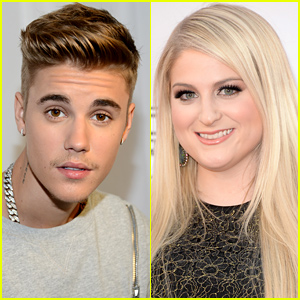 Justin Bieber Pays Meghan Trainor Another Compliment, Loves Her Cover of His Song 'Mistletoe' - Listen Now!
