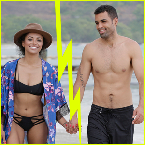 Kat Graham & Fiance Cottrell Guidry Split, End Engagement