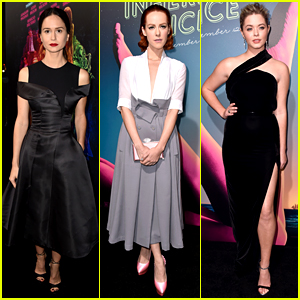 Katherine Waterston Talks Going Fully Nude in 'Inherent Vice'