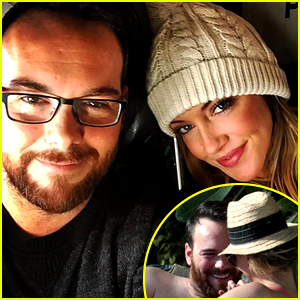 Katie Cassidy Wraps Up Vacation with Producer Dana Brunetti