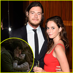 Maze Runner's Kaya Scodelario: Engaged to Benjamin Walker!