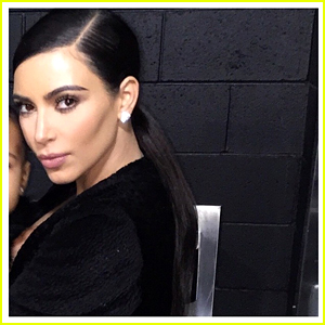 Kim Kardashian Responds to Backlash Over Cropping North Out of Her Selfie