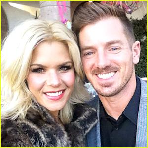 'American Idol' Alum Kimberly Caldwell Marries Jordan Harvey