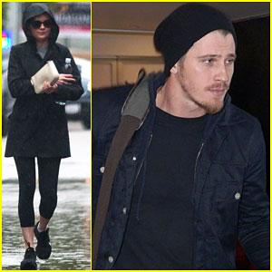 Kirsten Dunst Keeps Busy While Garrett Hedlund Heads to NYC