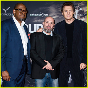 Liam Neeson Brings 'Taken 3' to Berlin with Forest Whitaker for Premiere & Press Conference!