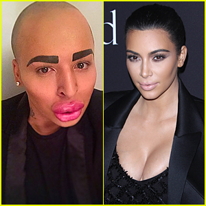 This Man Paid $150,000 to Look Like Kim Kardashian