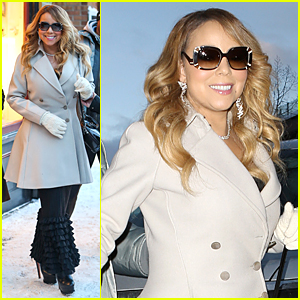 Mariah Carey Spends Holidays in Aspen After Wrapping Up NYC Shows