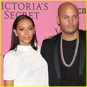 Mel B & Husband Stephen Belafonte Spend Christmas Togeth