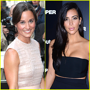 Pippa Middleton Criticizes Kim Kardashian For Nude 'Paper' Magazine Cover