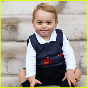 Prince George is the Cutest in These New Baby Pics!