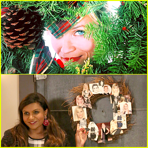 Reese Witherspoon Gets In on Mindy Kaling's 'Wreath Witherspoon' Trend for Christmas!