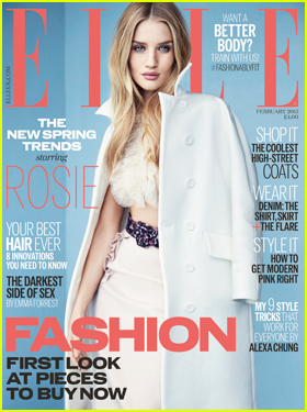 Rosie Huntington-Whiteley Gives Clever Response to Why She Does Not Have Rich Husband Yet