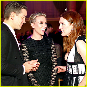 Scarlett Johansson Brings New Husband Romain Dauriac to Gotham Awards, Introduces Him as 'My Husband' to All Her Pals!