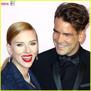 Scarlett Johansson Got Married to Romain Dauriac in October!