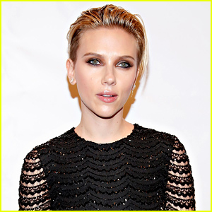 Scarlett Johansson Gushes About Her Newborn Daughter Rose For the First Time!