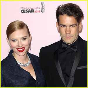 Did Scarlett Johansson Secretly Get Married to Romain Dauriac?
