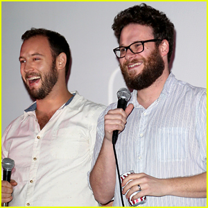 Seth Rogen Surprises Fans at First 'Interview' Showing (Video)