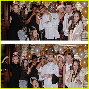 Taylor Swift Celebrates 25th Birthday In Style With Beyonce, Jay Z, & Justin Timberlake