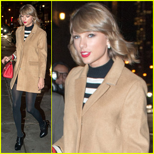Taylor Swift Catches Pal Emma Stone in Broadway's 'Cabaret'