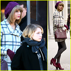 Taylor Swift Grabs Lunch with Gal Pal Tavi Gevinson