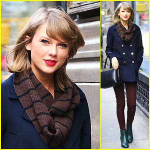 Taylor Swift Has Been the Soundtrack to 'Paper Towns' Filming