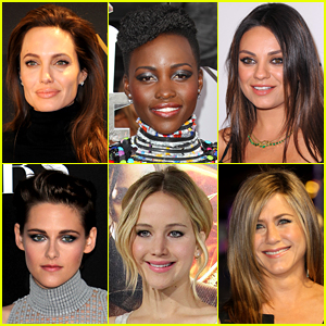 Just Jared's Most Popular Actresses 2