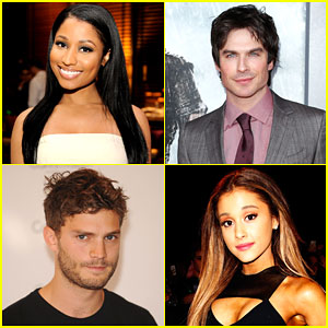 Just Jared's 50 Most Popular Celebs 2014 - See the Full List!