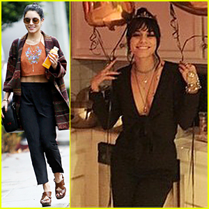 Vanessa Hudgens' Friends Throw Her Surprise 26th Birthday Party