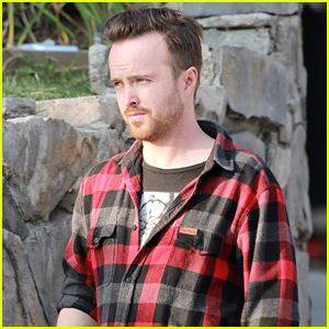 Aaron Paul Couldn't Believe the Packers/Seahawks Game!