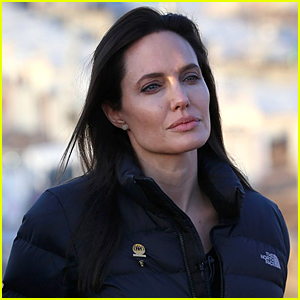 Angelina Jolie Writes NYT Op-Ed on Iraqi Refugee Suffering