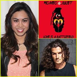 Ashley Argota & Rustin Cole Sailors Will Headline 'Romeo & Juliet: Love is a Battlefield' (Exclusive)