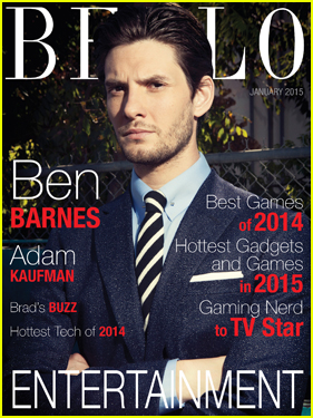 Ben Barnes' Strict Parents Didn't Allow Him to Watch Mob Movies During Teenage Years