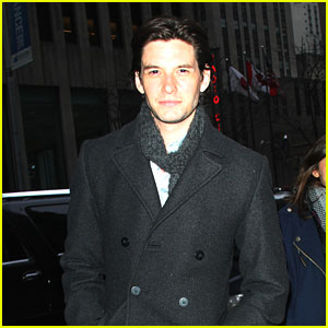 Ben Barnes Sits Down for an 'Interesting' Interview in NYC!
