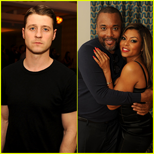 Ben McKenzie Partied with Pitbull on New Year's Eve 2015